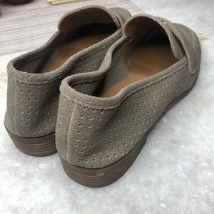 Lucky Brand Shoes - Lucky Brand Taupe Loafers Size 9.5